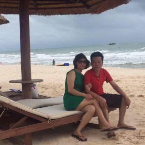 Cô Hoàng Thị Thanh Hà