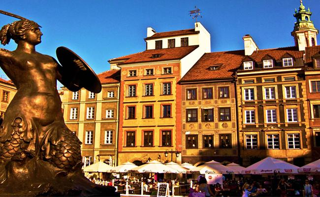Du lịch Ba Lan khám phá đất nước có bề dày lịch sử lâu đời