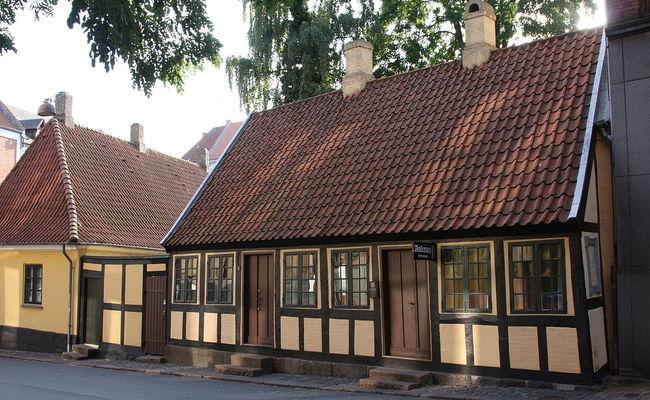 du lịch đan mạch - bảo tàng Andersen