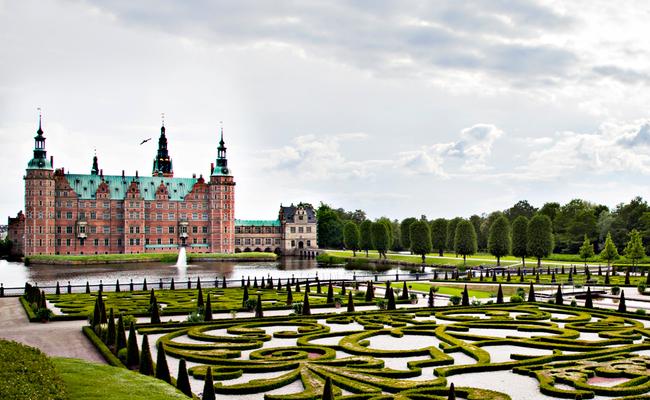 du lịch đan mạch - Fredericksborg