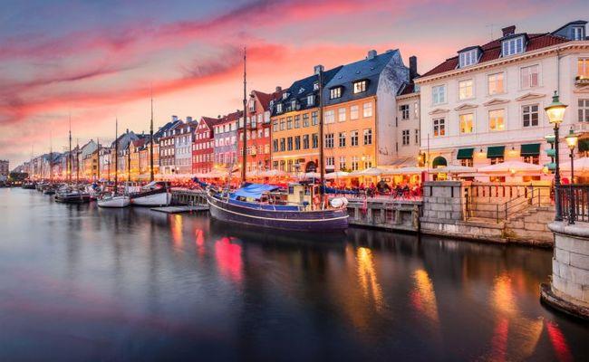 du lịch Đan Mạch - thông tin chung