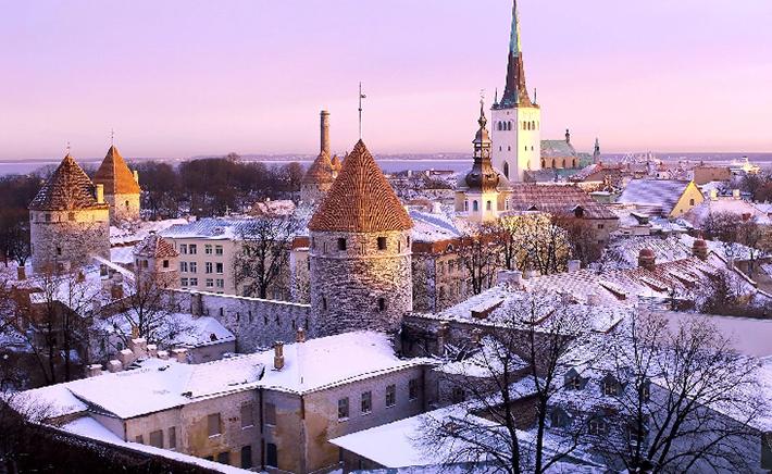 Du lịch Estonia tham quan những cảnh đẹp thơ mộng
