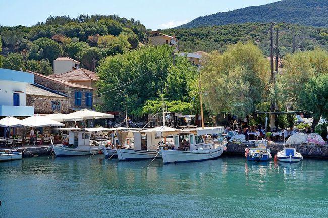 du lịch Hy Lạp theo đường thủy