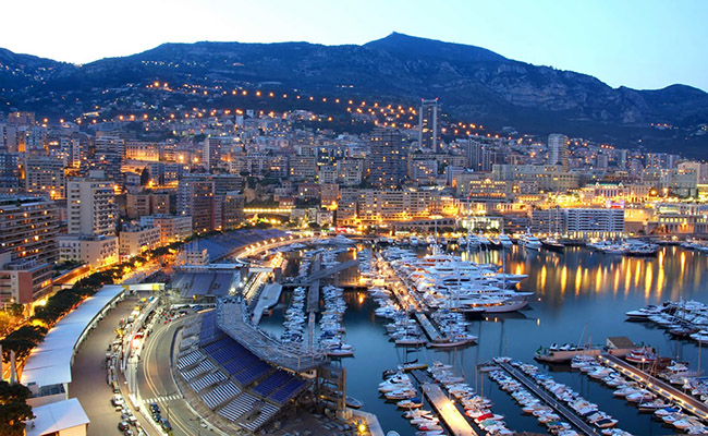 Du lịch Monaco