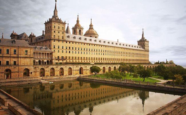 du lịch tây ban nha - San Lorenzo de El Escorial