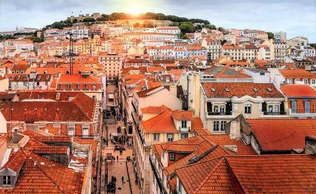 địa điểm du lịch nổi tiếng ở châu âu  - lisbon