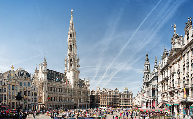 Những địa điểm du lịch Bỉ bạn không thể bỏ qua