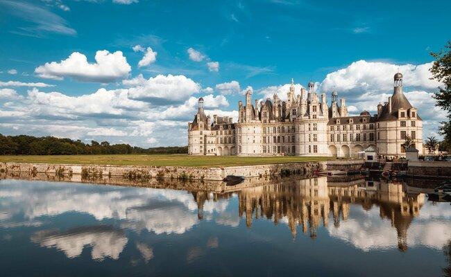 địa điểm du lịch nổi tiếng ở pháp - lâu đài chambord