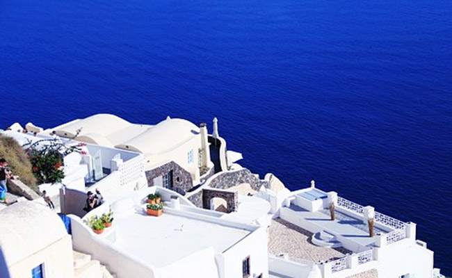 Đảo Santorini