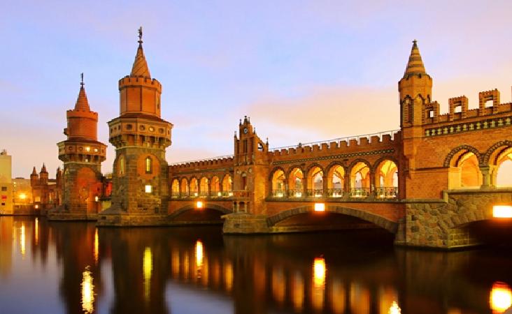 Địa điểm du lịch Đức