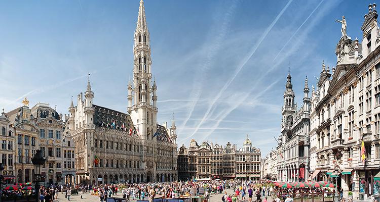 Tour du lịch Brussels giá rẻ nhiều ưu đãi hấp dẫn