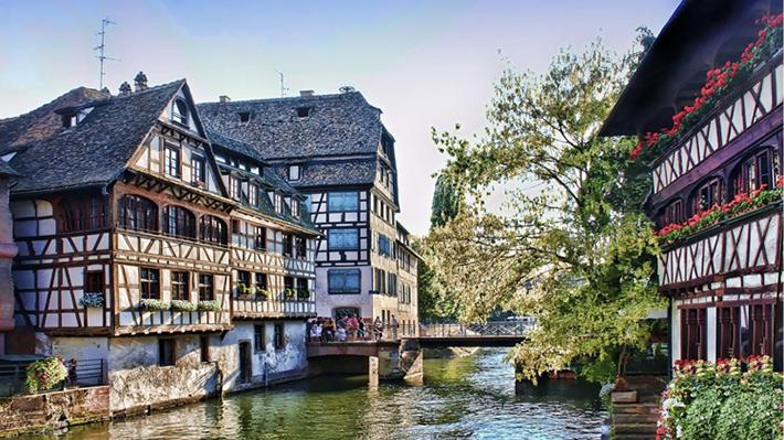 Du lịch Strasbourg