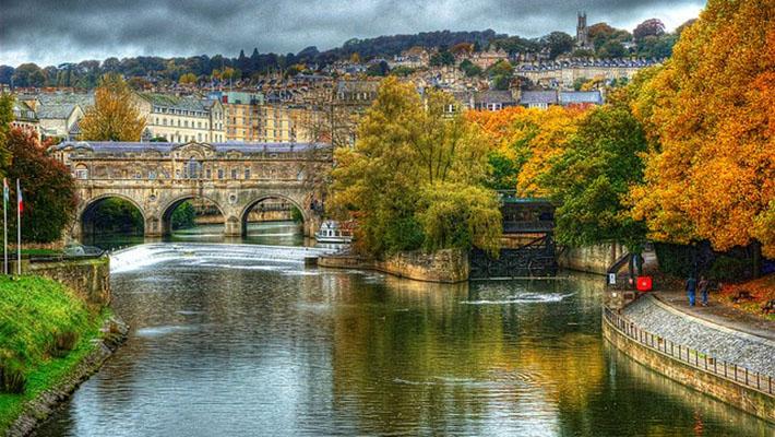 Du lịch Bath