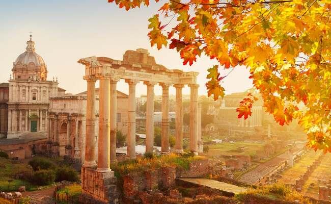 du lịch châu âu mùa nào - rome