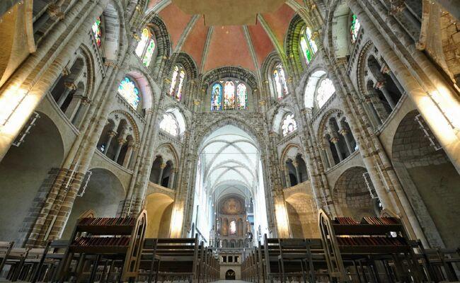 du lịch cologne - nhà thờ st. gereon