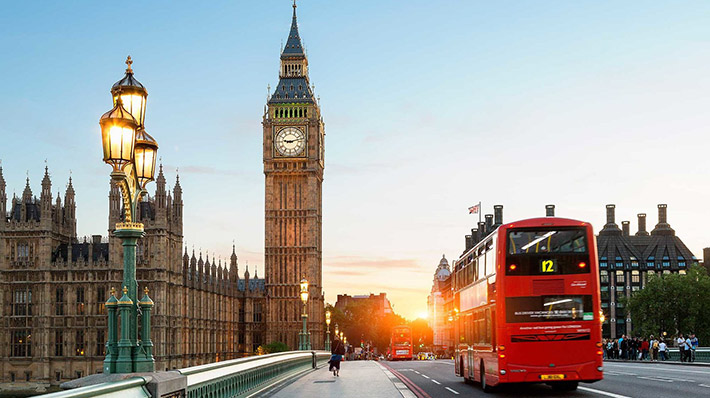 Du lịch London