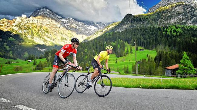 phương tiện di chuyển khi du lịch Thụy Sĩ