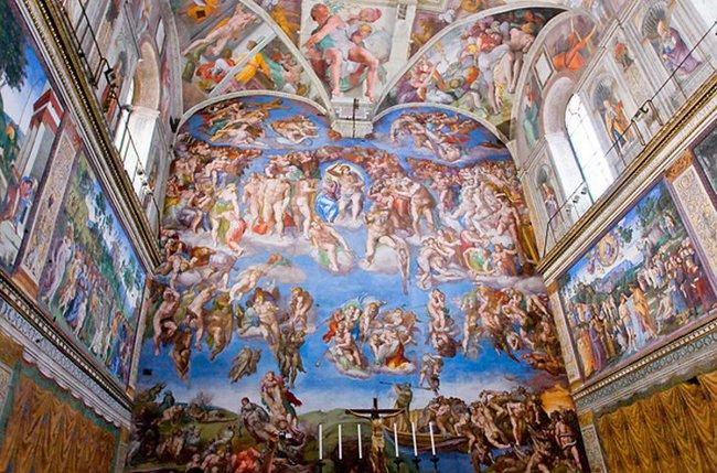 điểm đến du lịch Vatican