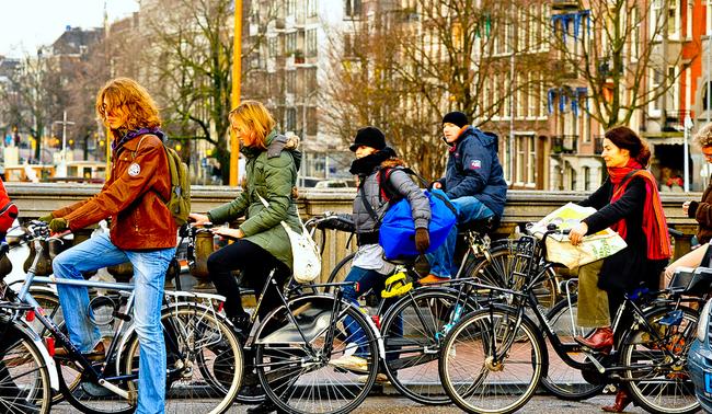 kinh nghiệm du lịch Hà Lan từ A đến Z