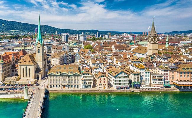Kinh nghiệm du lịch Zurich chi tiết đầy đủ từ A tới Z