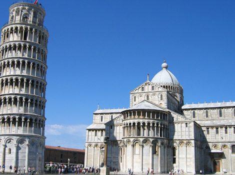 Khám phá các địa điểm du lịch Ý nổi tiếng