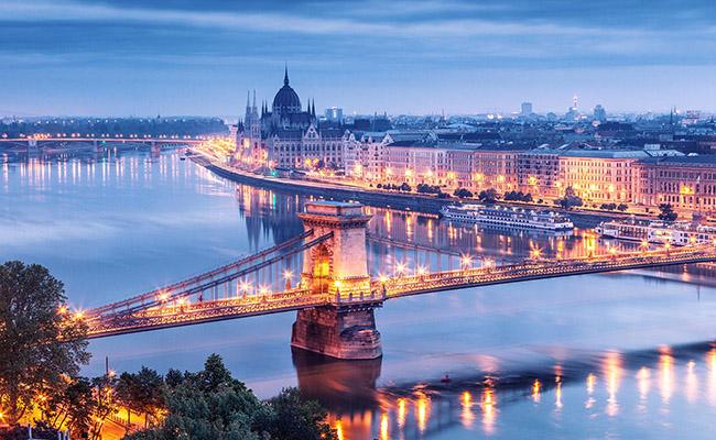 Top 10 thành phố đẹp nhất Châu Âu