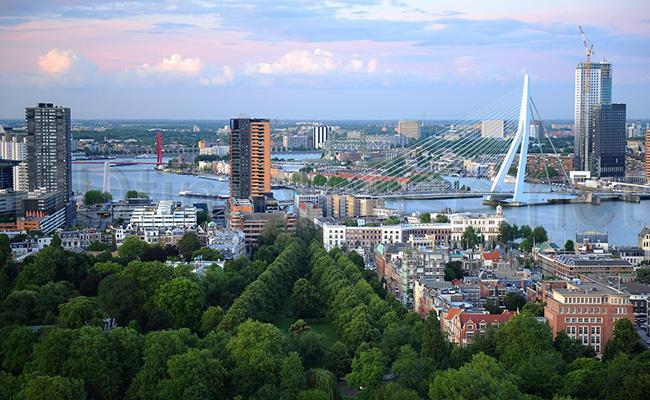 Những thắng cảnh đẹp hấp dẫn khách du lịch tại Rotterdam