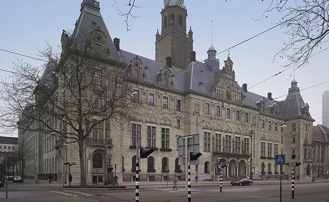 Rotterdam City Hall, điểm vui chơi chụp hình đẹp ở Rotterdam