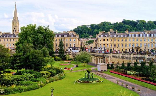 Thành phố Bath