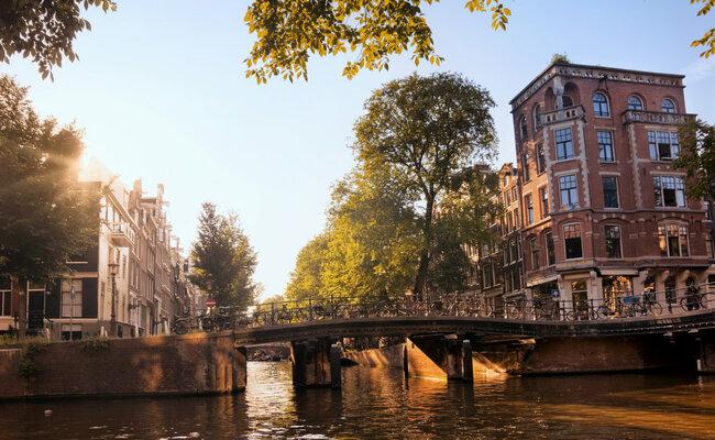 địa điểm du lịch ở amsterdam -khu jordaan