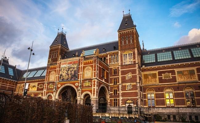 địa điểm du lịch ở amsterdam - bảo tàng rijksmuseum