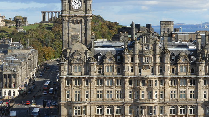 Du lịch Edinburgh