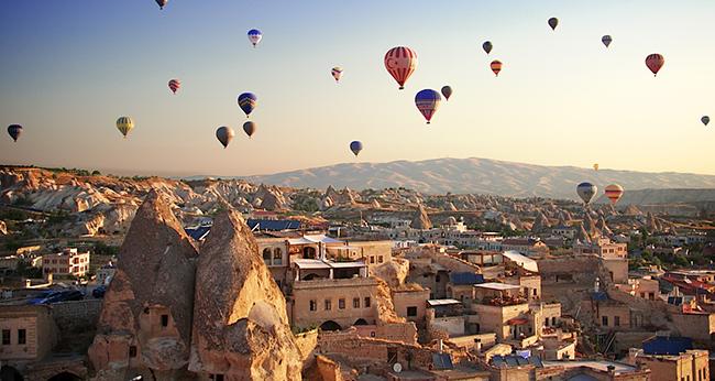 Kinh nghiệm du lịch Thổ Nhĩ Kỳ giá rẻ hấp dẫn