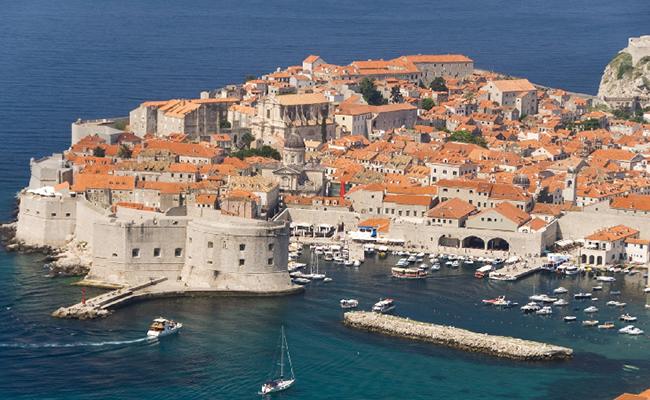 Thành phố Dubrovnik