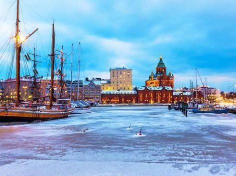 Kinh nghiệm du lịch Helsinki