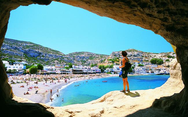 kinh nghiệm du lịch Hy Lạp từ A tới Z