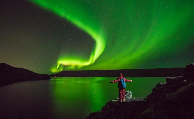 kinh nghiệm du lịch iceland - bắc cực quang