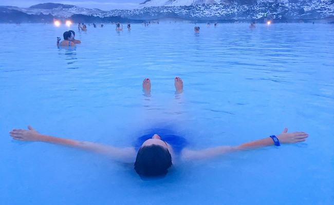 kinh nghiệm du lịch iceland - blue lagoon
