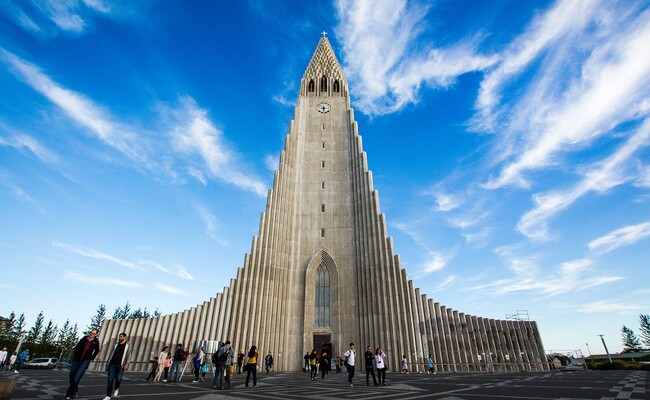 kinh nghiệm du lịch iceland - reykjavik