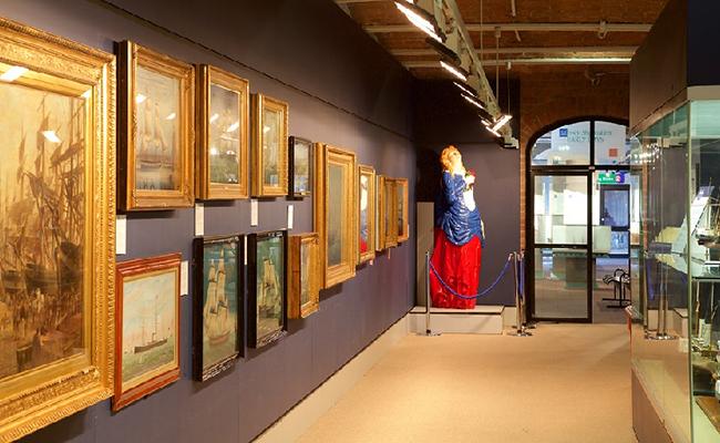 Bảo tàng hàng hải Merseyside