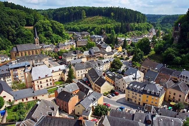 kinh nghiệm du lịch Luxembourg