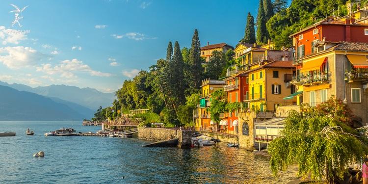 Kinh nghiệm du lịch Mi Lan - Hồ Como