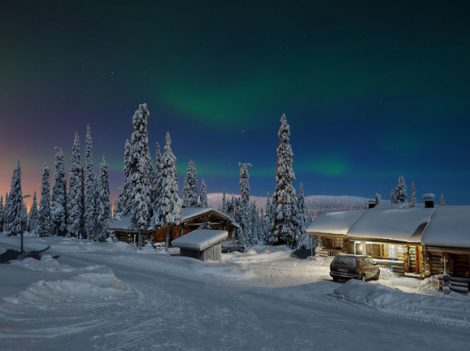 Kinh nghiệm du lịch Phần Lan