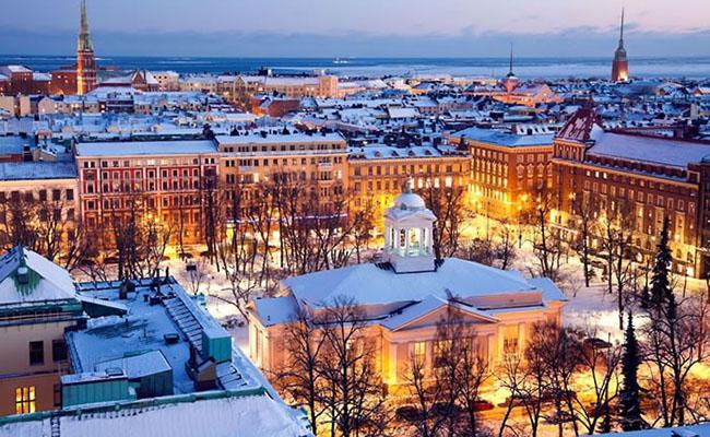 Kinh nghiệm du lịch Phần Lan giá rẻ chi tiết từ A tới Z
