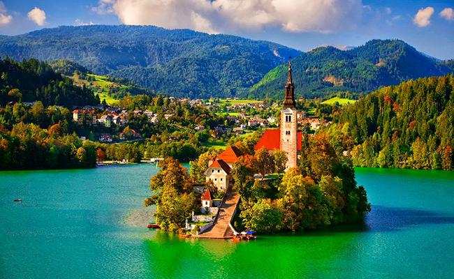 Kinh nghiệm du lịch Slovenia giá rẻ nhất cập nhật thường xuyên