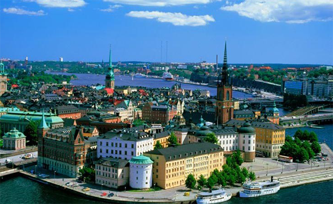 Kinh nghiệm du lịch Thụy Điển giá rẻ nhất cập nhật thường xuyên