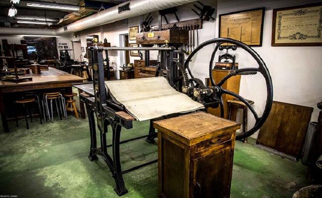 Bảo tàng báo in ấn