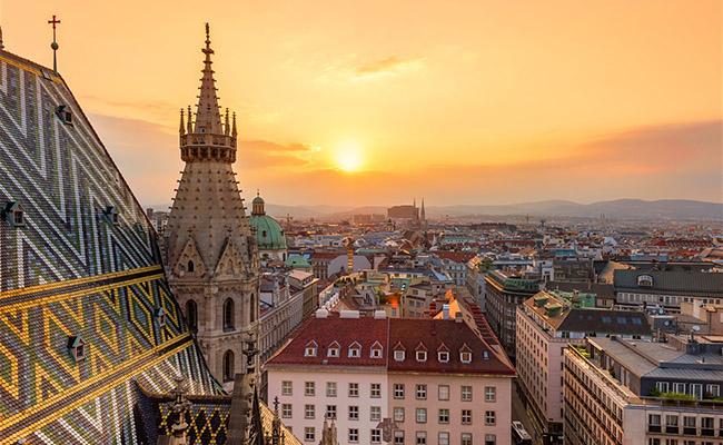 Địa điểm du lịch Vienna bạn không thể bỏ qua