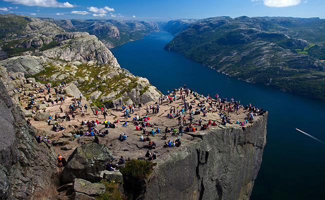 5 vịnh đẹp nhất ở Na Uy luôn thu hút khách du lịch