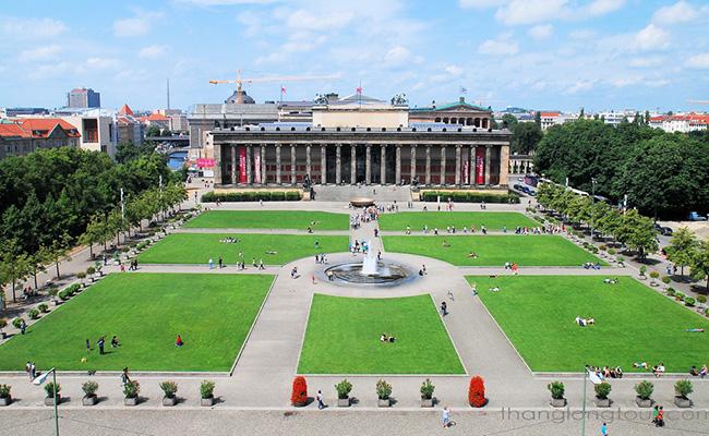 Đảo bảo tàng Berlin